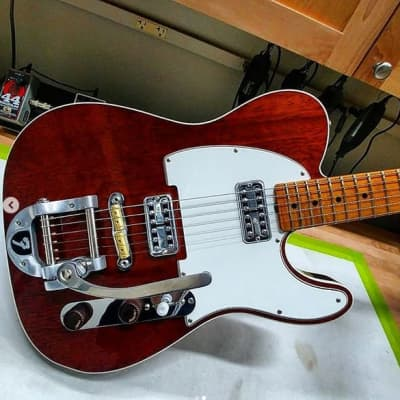 Fender Custom Shop Jason Smith Masterbuilt 60s Tele Custom Closet Classic R101756 ~ Namm Show Guitar for sale