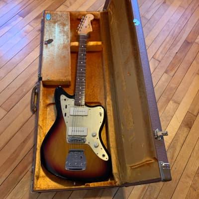 Fender American Vintage '62 Jazzmaster 2000-2008 3 color sunburst for sale