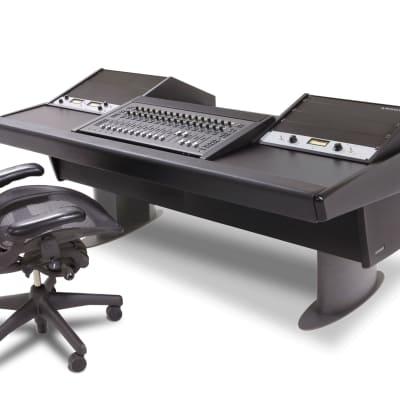 Argosy G22 Desk for Avid S3 | G22-S3-RR9-B-B-G | Pro Audio LA