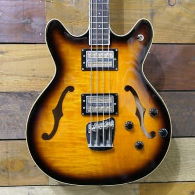DeArmond Starfire Bass  Sunburst for sale