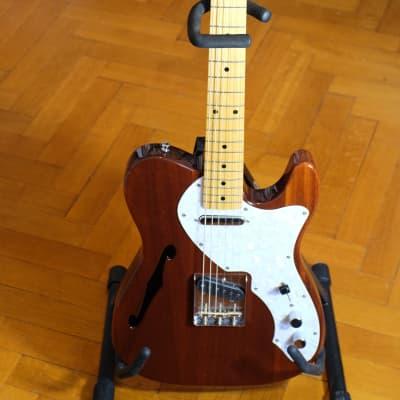 Fender TN-70 Thinline Telecaster Reissue MIJ 2012 Natural for sale