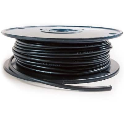 George L's .155 Instrument Cable - Black - 10 Feet