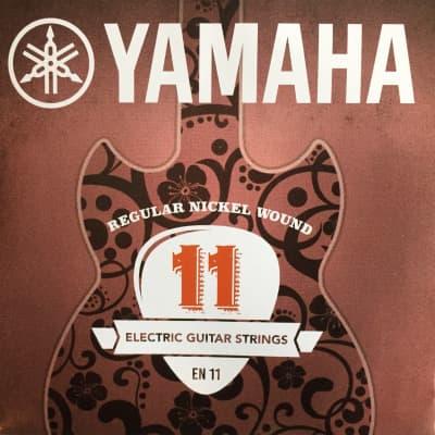 Yamaha Nickel Wound Electric Guitar Strings - EN11 Regular 11-52