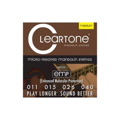Cleartone Mandolin Phosphor Bronze Medium 11-40