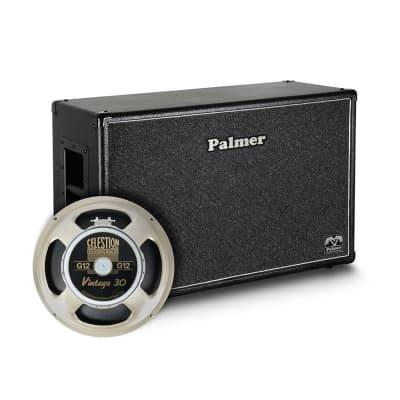 Palmer CAB 212 V30 OB 2x12 Open Back Guitar Cabinet with Celestion Vintage 30 for sale