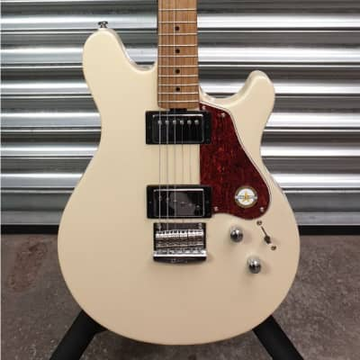 Sterling By Music Man Valentine JV60 Trans Buttermilk for sale