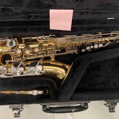 Yamaha YAS-200ADII Alto Saxophone (REF #9055)