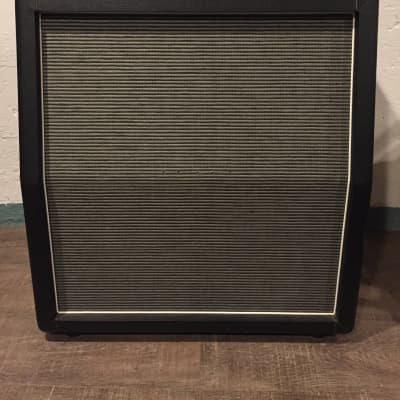 Mojotone (Marshall style) 4-10 cabinet loaded with greenbacks for sale