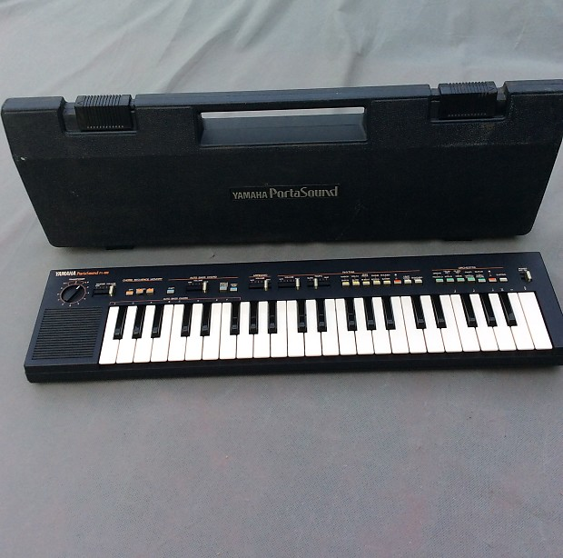Yamaha Portasound Ps Keyboard With Case