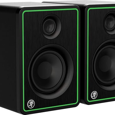 """Mackie CR4-XBT 4"""" Active Studio Monitors with Bluetooth Connectivity (Pair) B-Stock"""