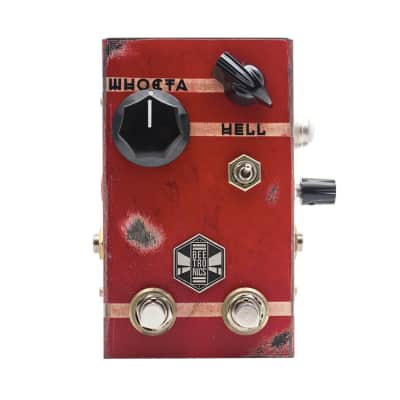 NEW! Beetronics Whoctahell - Octave Down Fuzz FREE SHIPPING!