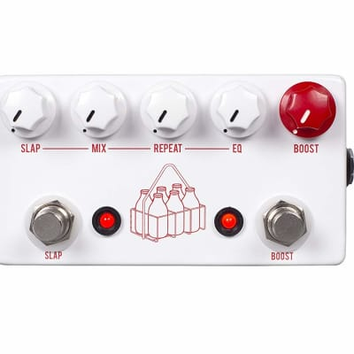 JHS The Milkman Echo/Slap Delay Pedal w/ Boost for sale