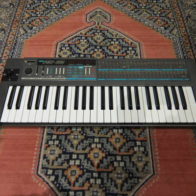 Korg Poly-800 Polyphonic Analog Synthesizer (Serviced / Warranty)