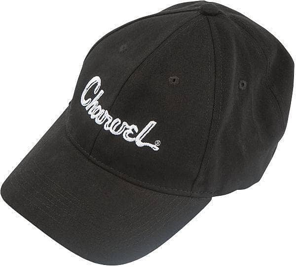 Genuine Charvel Logo FlexFit Hat, L/XL- #099-2428-002