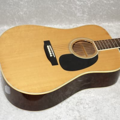 Vintage 1970's Sigma MIJ Made in Japan DR-7 acoustic guitar for sale