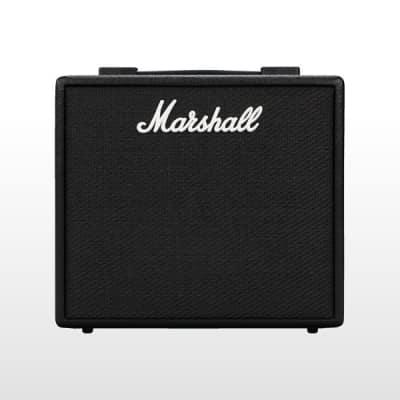 "Marshall Code 25w 1x10"" Guitar Combo Amp"