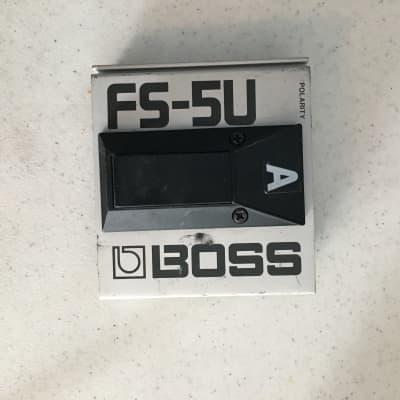 Boss FS-5U Unlatching Footswitch