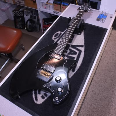 Ovation Breadwinner 1970s' Black for sale