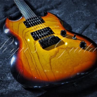 ESP  Custom Viper THK-470 2006 Sun Burst for sale