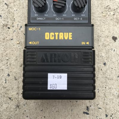Arion MOC-1 Octave Pedal for sale