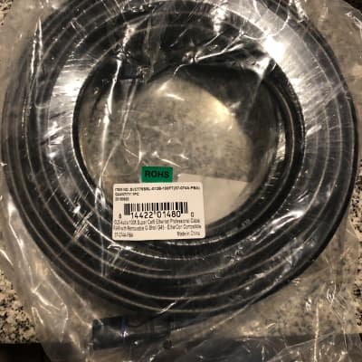 GLS Audio 100-Feet etherCON Compatible  Black
