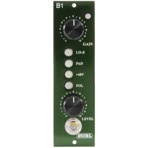 Burl B1 500 Series Mic Preamp Module with Nickel Output Transformer