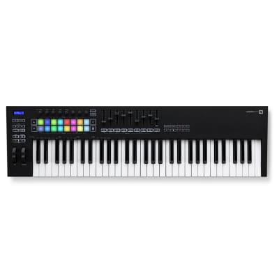 Novation Launchkey 61 [MK3] 61 Key MIDI Keyboard Controller (B-Stock)