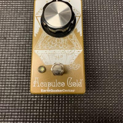 EarthQuaker Deviced Acapulco Gold Limited Edition Pedal