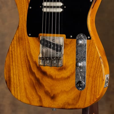 Patrick Eggle T Style Ash Natural USED - 30482-6.81 lbs for sale