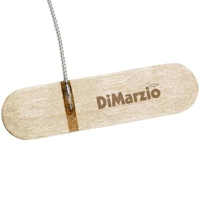 NEW DiMarzio DP235 The Black Angel Piezo Acoustic Soundhole Guitar Pickup for sale