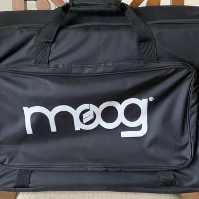 MOOG Gig Bag & DECKSAVER Hard Cover for Sub 37 or Little Phatty