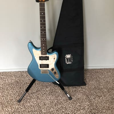 Fender Marauder Lake Placid Blue Rare Gig Bag for sale