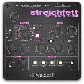 Waldorf Streichfett Desktop String Synth
