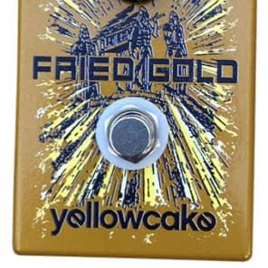 Yellowcake Fried Gold