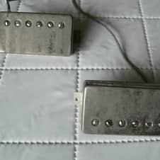 Gibson  original sealed PAF pickups 1959 nickel