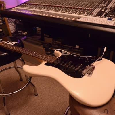 ESP Japan 400 Series Stratocaster Olympic White Wilkinson Tremolo Jake E Lee Style Strat Guitar