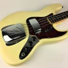 Fender Jazz Bass 1966 Olympic White (Refin) image
