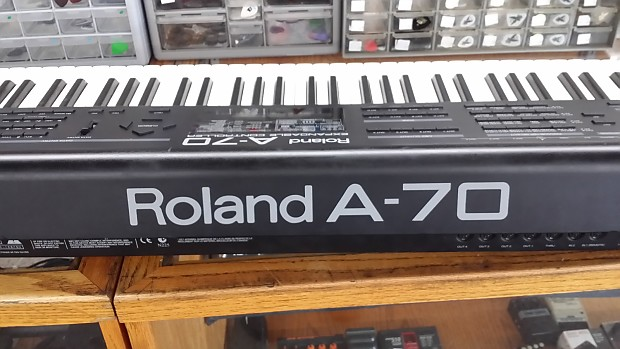 Roland A-70 Expandable Controller Driver for Windows 10