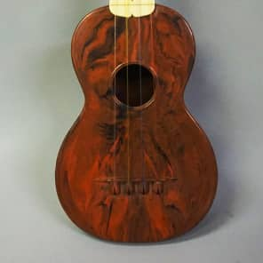 Vintage Maccaferri T.V. Pal Ukulele  Retro Swirl (1950's) for sale