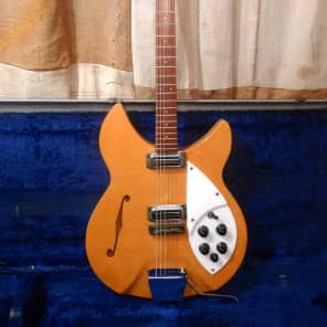 Rickenbacker  Rose Morris Model 1997 1965 Mapleglo for sale
