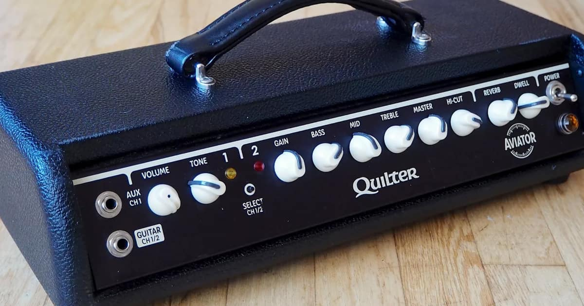 Quilter Amps: The Tech Behind the Buzz | Reverb News