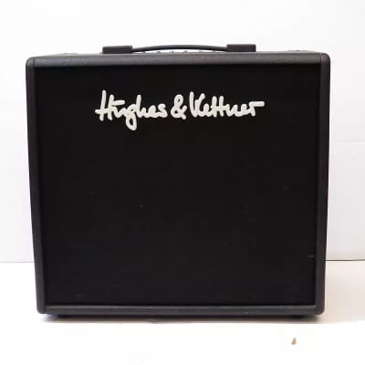 """Hughes & Kettner Edition 1 2-Channel 50-Watt 1x12"""" Solid State Guitar Combo 1999"""