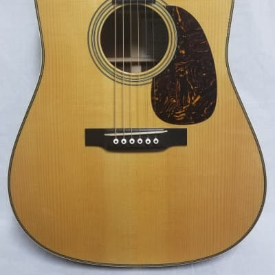 Martin D-28 75th Anniversary Limited Edition Acoustic Guitar W/Case for sale
