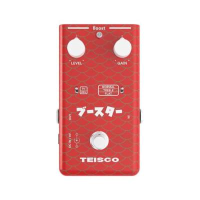 Teisco Boost Analog Pedal TSC-01100