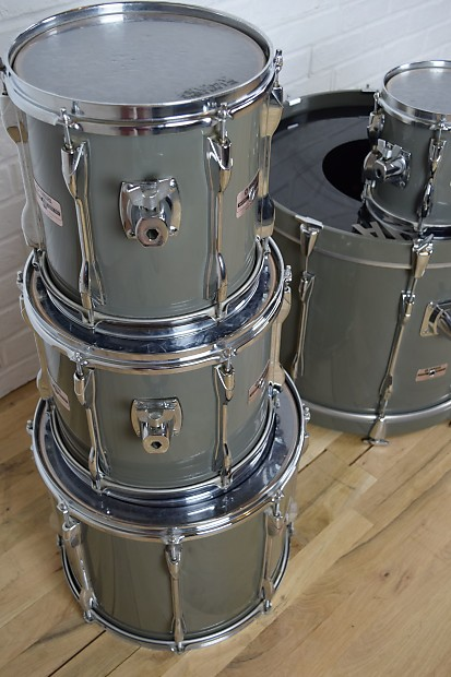 yamaha recording custom 5 piece drum set excellent cond used reverb. Black Bedroom Furniture Sets. Home Design Ideas