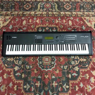 Yamaha S90 88 Key Synthesizer image