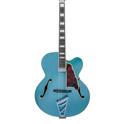 D'Angelico PREMIER EXL-1 OCEAN TURQUOISE for sale