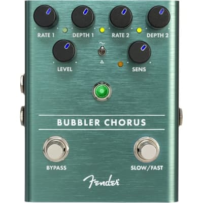 Fender Bubbler Analog Chorus Effect Pedal for sale