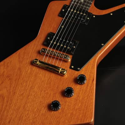 Gibson USA 2016 Limited Proprietary Explorer 76 Reissue Natural -Free Shipping* for sale