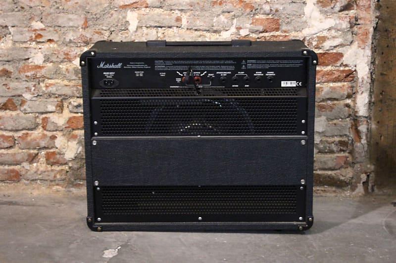 marshall jcm 2000 dsl 401 dual super lead 40 watt 1x12 tube reverb. Black Bedroom Furniture Sets. Home Design Ideas